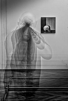 Ray Binnenbruck Selbstportrait 2019