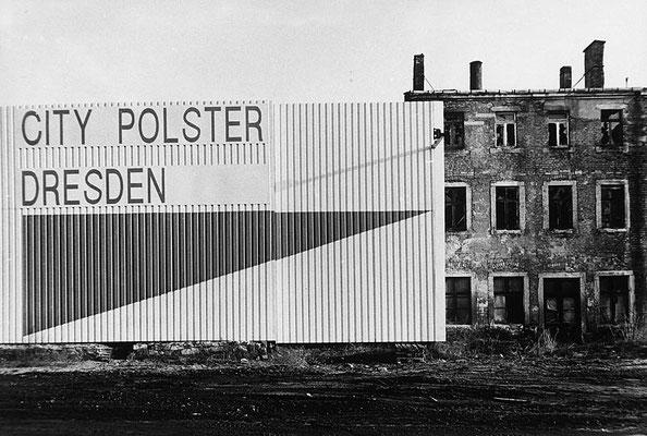 Rolf Uhlig 1992 Fassaden