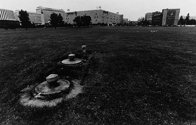 Hainer Michael 1984 Stadtzentrum