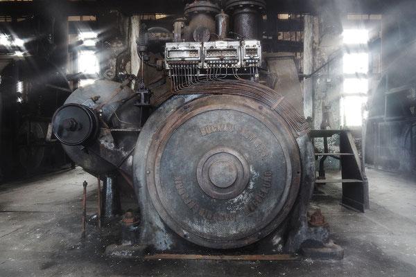 Hainer Michael Energiefabrik - heute Museum 4 2018