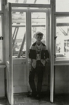 Hainer Michael 1990 Abschied von der Wohnung