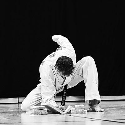 Bernd Müller Teakwondo 2008