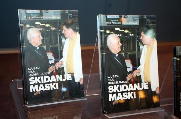 Das Buchcover der kroatischen Ausgabe.