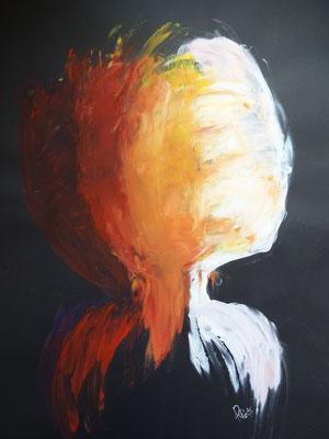Sichtweise (Öl 50 x 70)