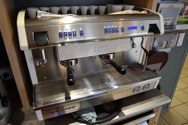 Un machine à expresso performante