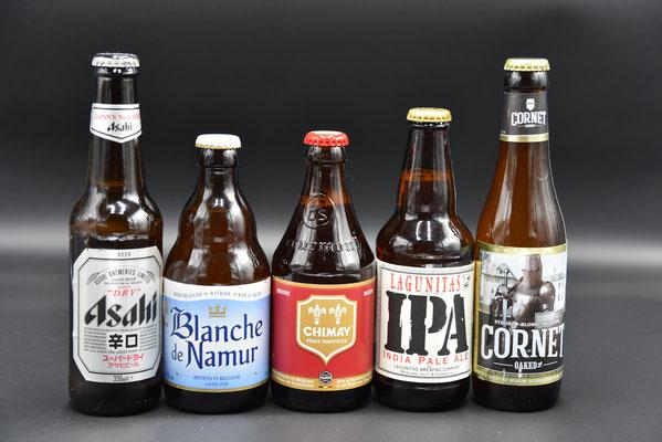 Bières bouteilles - Le Dolaizon 2.0