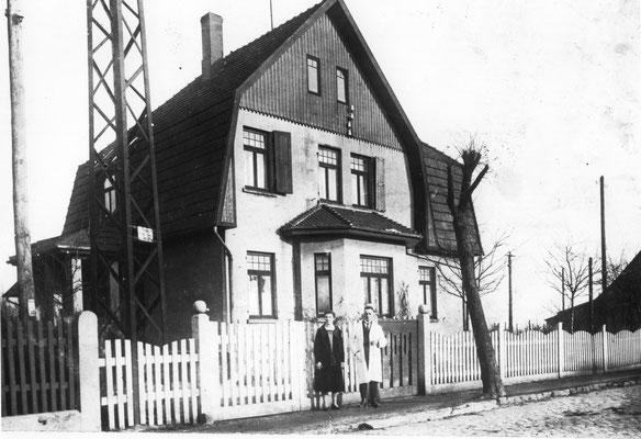 Büntestraße Nr. 18, ca. 1925