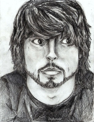 Dave Grohl - Foo Fighters / Nirvana