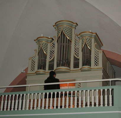 """Orgel in der St. Paulikirche"""