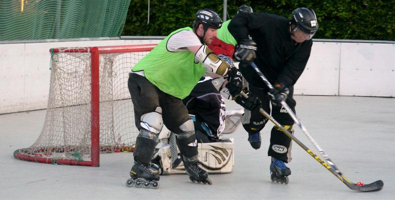 Harald Krekeler (Rüsselsheim Royals Inlinehockey)