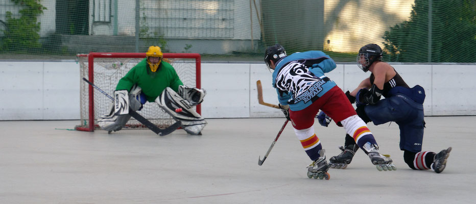 Hendrik Fichtner (Rüsselsheim Royals Inlinehockey)