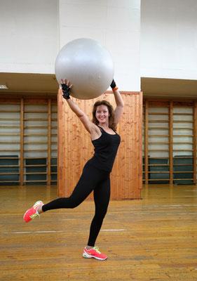 Фитнес тренинг  в Бибирево. Север Москвы по серой ветке.