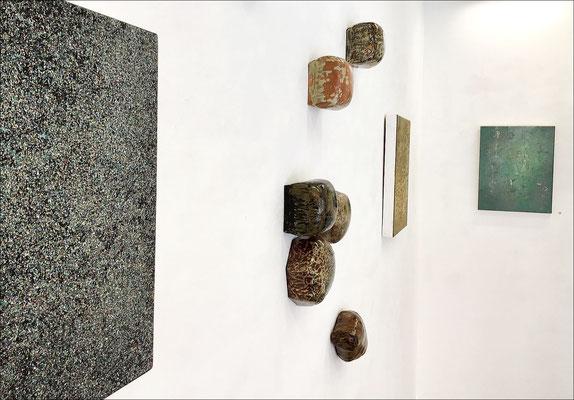 05_amb@s_Helmut Brandt & Brigitte Mekelburg mit Bildern & Objekten vom 18. bis 26. Juni 2021 im K49