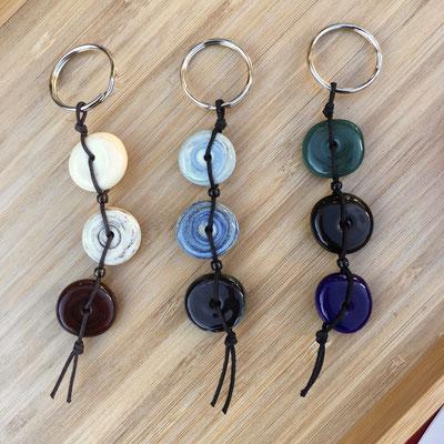 Schlüsselanhänger Scheiben