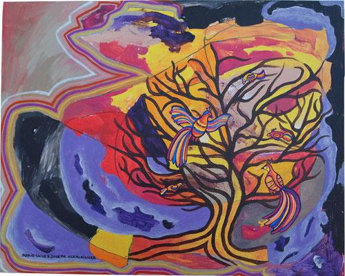 Der Paradiesvogelbaum