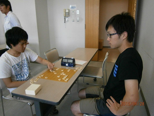 佐久の中学生VSかつて佐久の中学生♪ 後輩が育っていくのはうれしいものです。