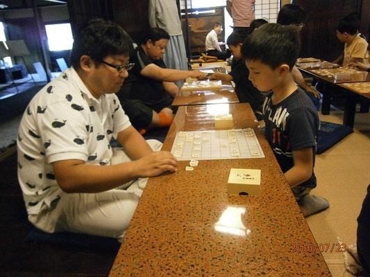 詰将棋界でこの方を知らなかったらモグリです。筒井先生。