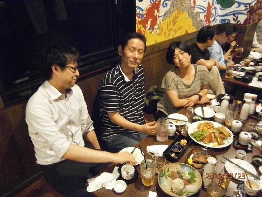ゆかいな和菓子屋のおかみさん☆楽しいお話でお酒がすすむ!