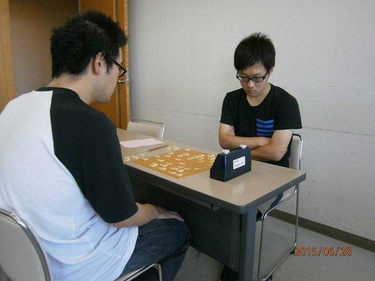 高校OB VS 長野高専生