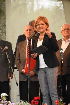 Rede der Bürgermeisterin Anke Kaphammel