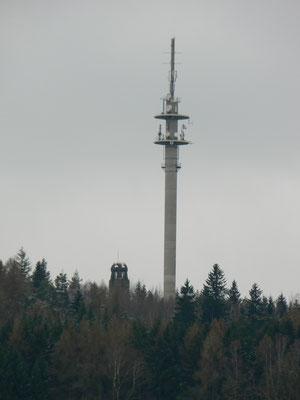 Kuhberg mit Bismarkturm