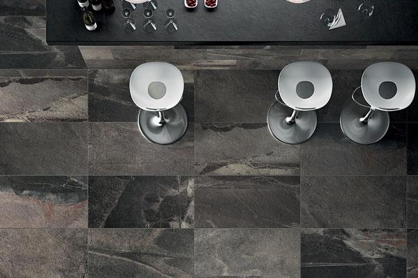 Stone Mix Ardesia Black 45x90cm