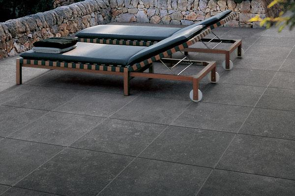 Stone Donker 2.0 60x60cm