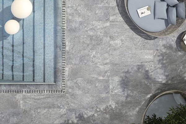 Stone Plan Luserna Grigia 40x120cm