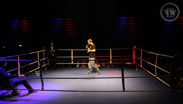 auftritt im ring