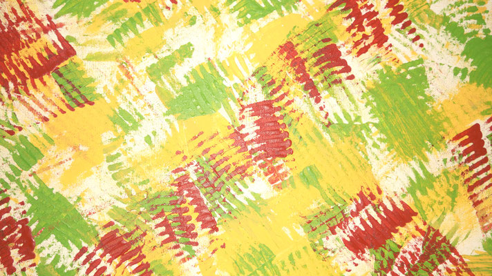 Grasgeflüster, 70x100, Acryl auf Leinwand