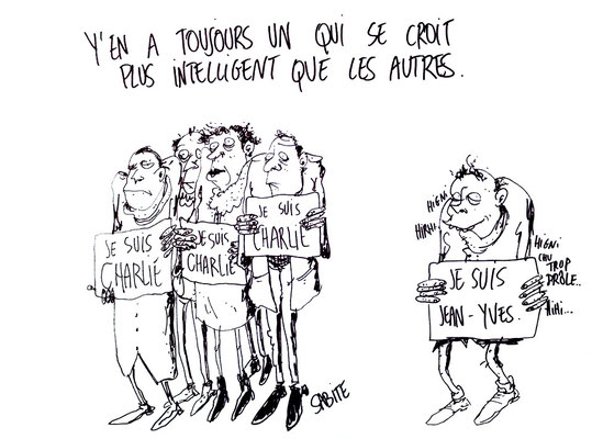 """Je suis Charlie"" 2015"