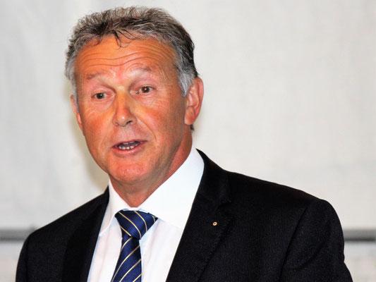 Stadtpräsident Thomas Rufener
