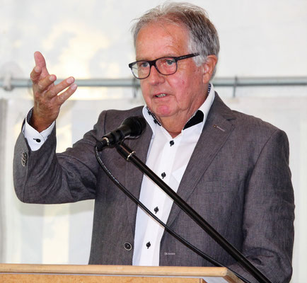 Präsident Kurt W. Häni