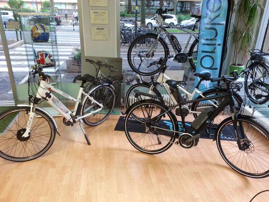 <h3>NRG BIKE Bolzano<h3/><p>vendita biciclette classiche ed elettriche<p/>