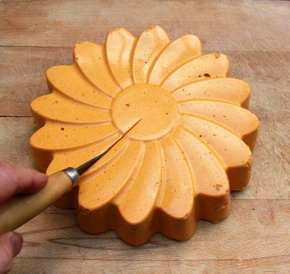 beurre de poivrons cru