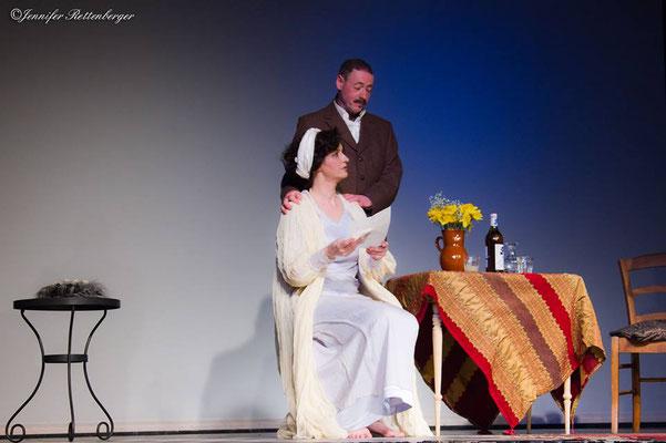 Bild Das kleinste Salontheater; Bild: Jennifer Rettenberger