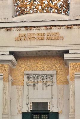 """""""Das kleinste Salontheater"""": die Secession in Wien"""