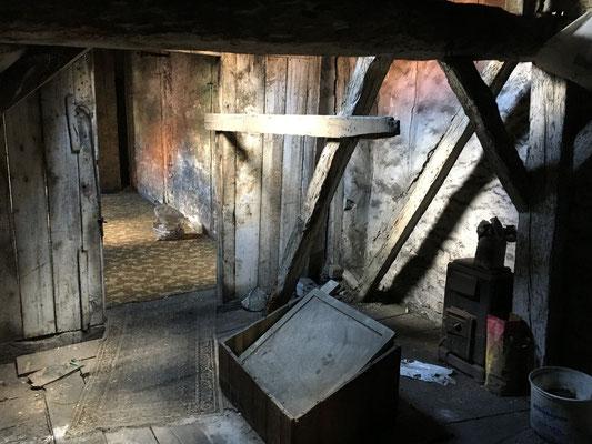 100% Denkmalschutz. 300-jähriger Dachstuhl. Eine Herausforderung.