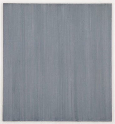 Tafel | 1999, Eitempera und Tusche auf Leinwand, 186 x 171 cm