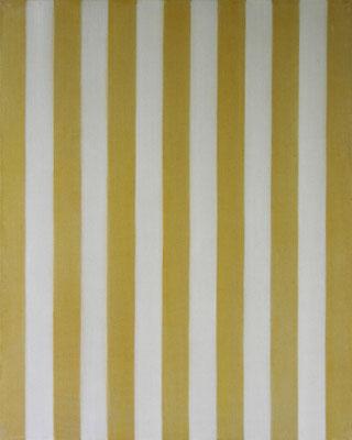 Die Farbe des Himmels | 1999, Eitempera auf Leinwand, 77,5 x 62 cm