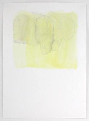 Iris | Eitempera/Bütten, 70 x 50 cm