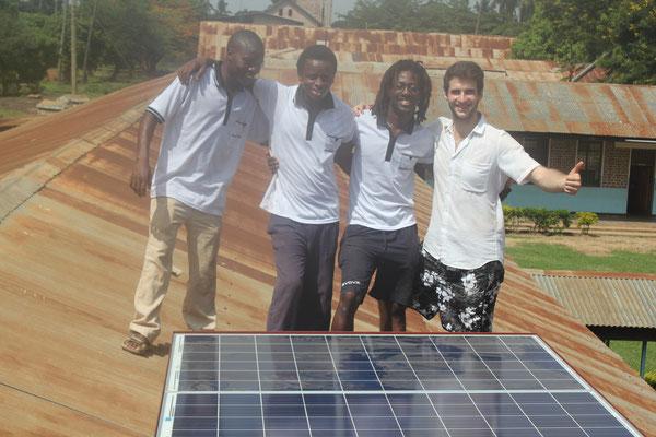 Das Team von SunSweet Solar Ltd.
