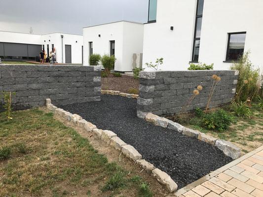 Tag der offenen Gärten im Rosendorf Wernborn 2019. Japanischer Garten PMC Leiterplatten Technology