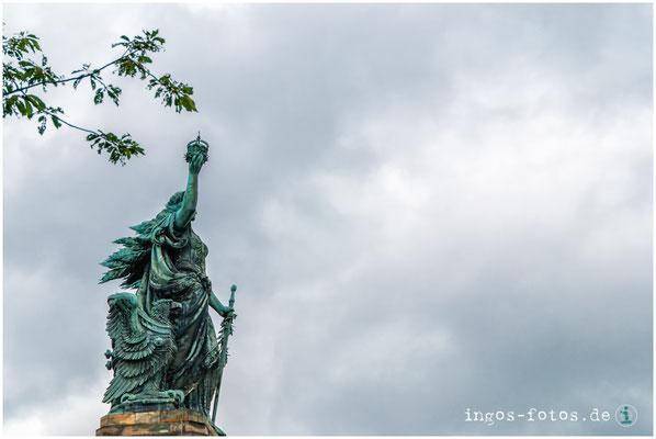 Niederwald Denkmal, Rhein