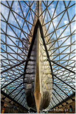 Cutty Sark Museum, London