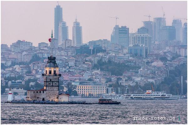 Leanderturm, Istanbul
