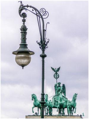 Quadriga, Berlin