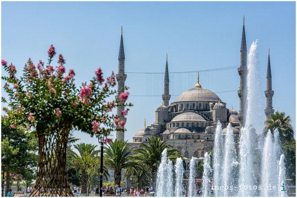 Blaue Moschee, Istanbul
