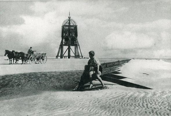 Blick zur Süderoogsandbake.