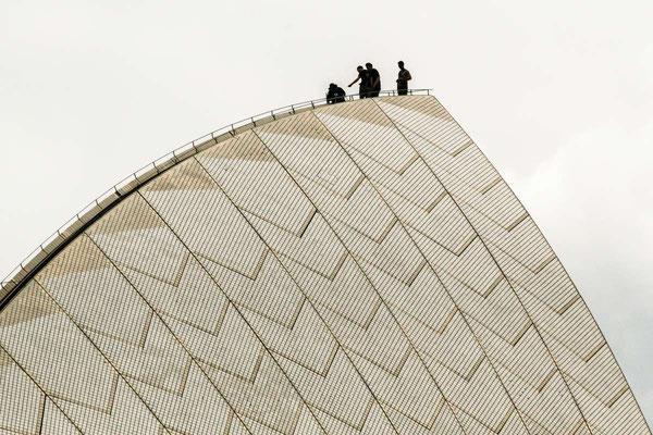 Matthias Gößmann: Opernhaus in Sydney; Australien